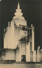 1933 Chicago Century of Progress Exposition Illinois Building