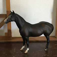 Breyer Classic Quarter Horse Mare Brown Black Bay from 3 Piece Family Gift Set
