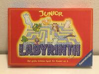 Junior Labyrinth von Ravensburger Kinderspiel Familien in sehr gutem Zustand