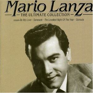 MARIO LANZA THE ULTIMATE COLLECTION CD POP VOCAL CLASSICAL NEW