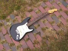 Fender Squier 50th Anniversary Electric Stratocaster Guitar 6 string instrument