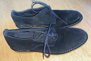 Mens Office London Shoes - Size 8 (euro 42) Worn Once - Black