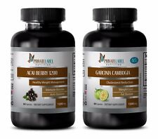 Fat loss pills - ACAI BERRY – GARCINIA CAMBOGIA COMBO - acai energy