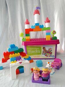 Girls Building Blocks Toys Bricks Princess Dream  Set Castle Kids Construction