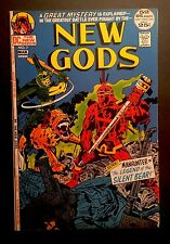 NEW GODS 7 1st Appearance STEPPENWOLF DC Comics Jack Kirby 1972 FN/VF