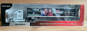 First Gear Volvo Briggs and Stratton Van #69-0135 DCP