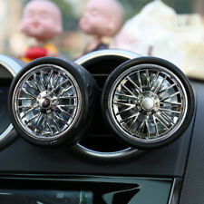 Unique Tire Modelling Auto Car Vent-Clip Fresh Air Purifier Air Freshner Cleaner