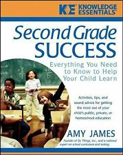Second Grade Success: Everything You Need to Know to Help Your Child-ExLibrary