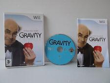 gravità professor Heinz Di Wolff s'divertimento con il fisica Gioco WII