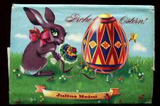 Julius Meinl Schokolade-Schleife Frohe Ostern  12/2/14