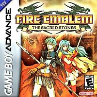 Fire Emblem Sacred Stones (Nintendo Game Boy Advance)