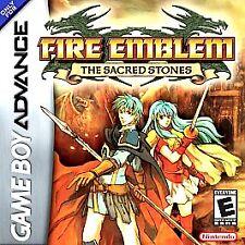 Fire Emblem Sacred Stones (Nintendo Game Boy Advance)