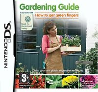 Gardening Guide - RHS Endorsed (Nintendo DS) BRAND NEW SEALED