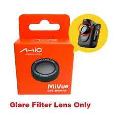 New Mio Glare Filter Lens for Mio Mivue 388 368 528 538 Car Camcorder- Free Ship
