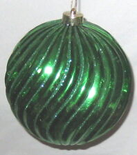 "Big Green 18 1/2"" Circumference Ball Sphere Ornament"