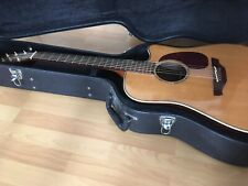 More details for takamine electro acoustic guitar with cool tube pre amp