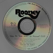 When Did Your Heart Go Missing? [Promo Single] by Rooney (Cd 2007) [1 trk]