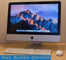 """Apple iMac 21.5"""" - 2.5GHz Intel i5  4GB Ram  500GB HD  macOS Sierra  2011"""