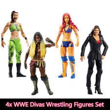 WWE Bayley Ember Moon Sasha Banks Stephanie McMahon Wrestling Action Figure Toy