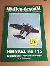 WAFFEN-ARSENAL BAND 143 - HEINKEL He 115