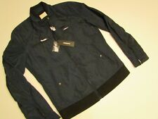 NWT AUTHENTIC  Diesel Jeffir-R Jacket / Small /  Midnight Blue