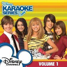 Disney Karaoke Series - Vol. 1-Disney Channel Karaoke [CD New] SEALED    #25