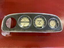 1934 1935 BUICK 50 60 90 SPEEDOMETER OIL TEMP GASOLINE DASH GAUGE CLUSTER