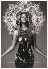 BEYONCE 2013 THE MRS. CARTER SHOW TOUR CONCERT PROGRAM BOOK / NMT 2 MNT
