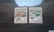 timbre liechtenstein ** europa neuf n1131/2  1999