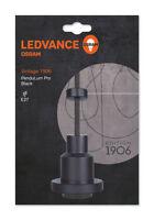 OSRAM Ledvance Pendulum Pro Luminaire suspendu E27 Noir pour max. 60W