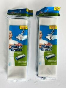 NEW Mr. Clean Magic Eraser Squeeze Mop Head Refill Type A (2 Pack)