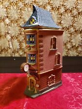 """Dept 56: Christmas in the City-""""City Clockworks"""", #55310 (no cord)"""