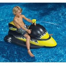 JET SKI Bike Inflatable Water Park Pool Raft Float Bouncy Play Swimming Outdoor