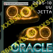 ORACLE Headlight HALO KIT RINGS for Volkswagen Jetta/Rabbit/GTI 05-10 AMBER LED