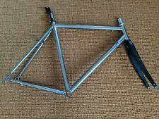Mongoose Pro RX Sandvik Titanium Road Bike Frame 54cm Chris King
