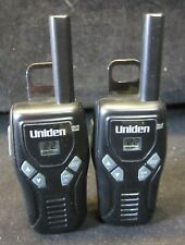 Black Uniden GMR2035-2 GMRS//FRS Two-Way Radio