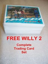 FREE WILLY 2  Complete Card Set