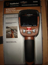 Southwire Digital Fiber Optic Meter Borescope Inspection Camera 51010S-Brand New