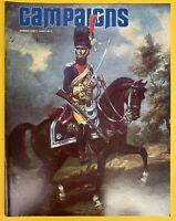 Campaigns: International Magazine of Military Miniatures, #38, Jan. / Feb. 1982