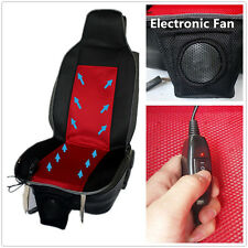 1 Pcs Wind Outlet Electric Fan Car SUV Seat Cool Air Ventilation Massage Cushion