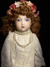 Vintage Bru Repro Doll