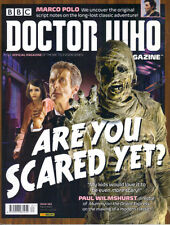 DOCTOR WHO MAGAZINE Issue 483 (Mar 2015) MARCO POLO - Ex Cond