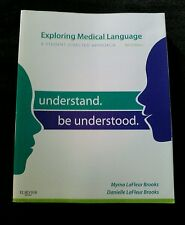 Exploring Medical Language : A Student-Directed Approach by Myrna LaFleur...