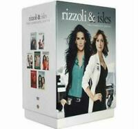 Rizzoli & Isles: The Complete Series (DVD) Full Season 1-7 Box Set Sealed New