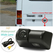 Rear View Reverse Backup License Plate IR Camera For Ford Transit Connect IP68