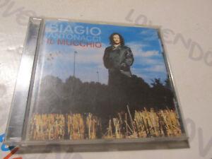 BIAGIO ANTONACCI IL MUCCHIO solo cover e libretto testi non CD