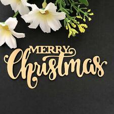 MERRY Christmas Word Metal Cutting Dies Christmas Stamps Dies Card Making Craft