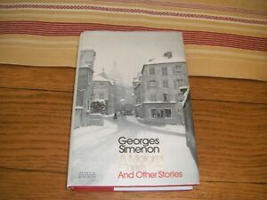A MAIGRET CHRISTMAS & OTHER STORIES GEORGES SIMENON PENGUIN HB DJ BOOK 2017 EX