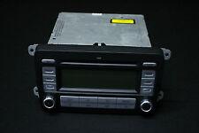 Original vw golf 5 touaran 1t radio rcd 300 mp3 CD 1k0035186ad/1k 035 186 AD