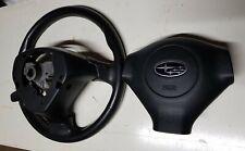 Subaru Liberty 4th Gen 03 04 05 06 Steering wheel *Very Good Condition*